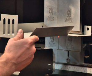 Гильотина для резки металла